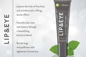 Pucker-Up with our Lip & Eye Cream!