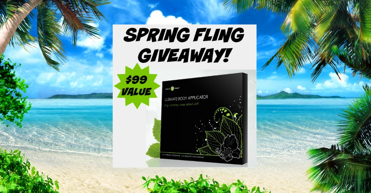 It Works! Body Wraps Spring Fling Giveaway