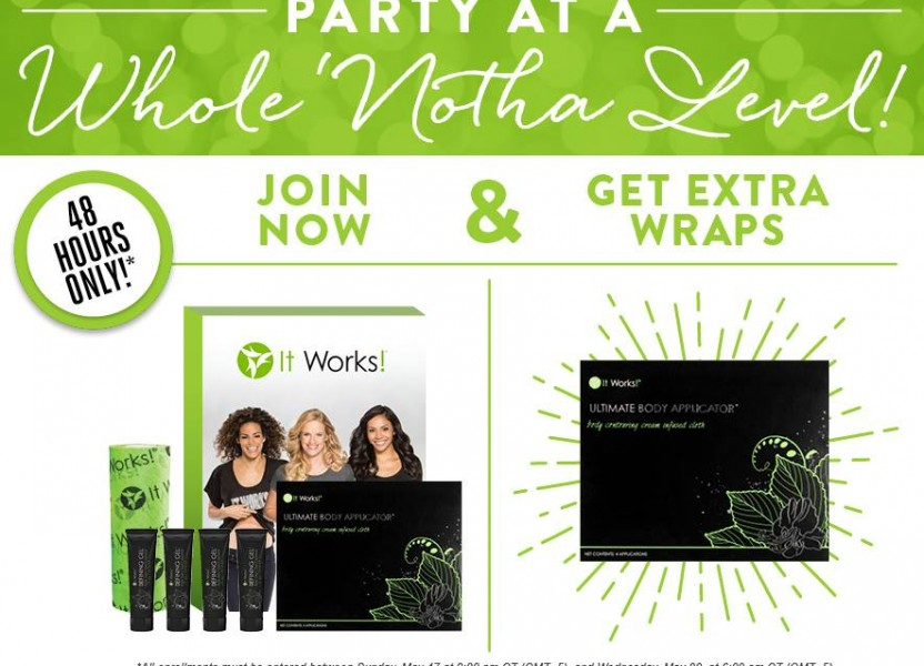FREE Wraps for New Distributors!
