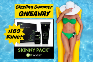 Sizzling Summer Skinny Pack Giveaway